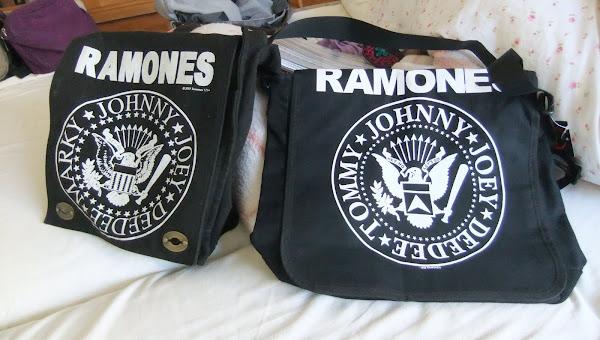 Ramones Taschen
