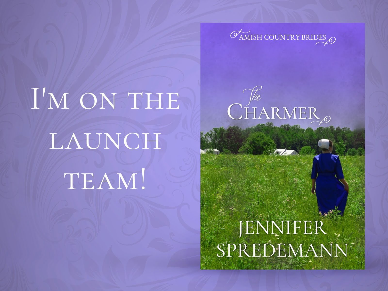 Jennifer Spredemann Launch Team