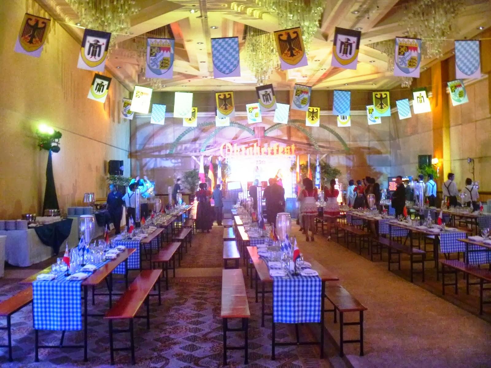 Sofitel Philippine Plazau0027s Mindanao Ballroom & F.Y.I. (Fire Your Imagination): September 2013