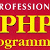Professional PHP Programming eBook Free Download