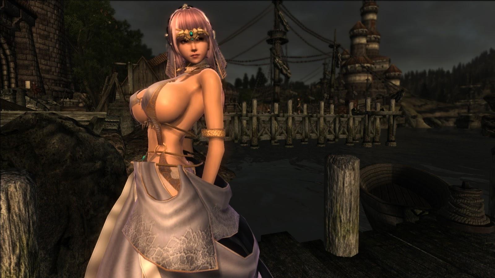 Oblivion sexy skins erotica picture