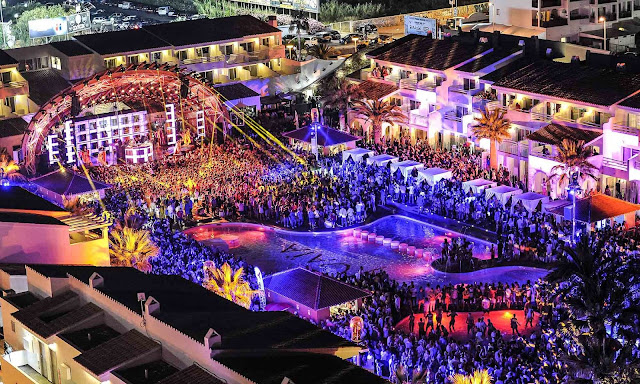 Balada Ushuaia Ibiza