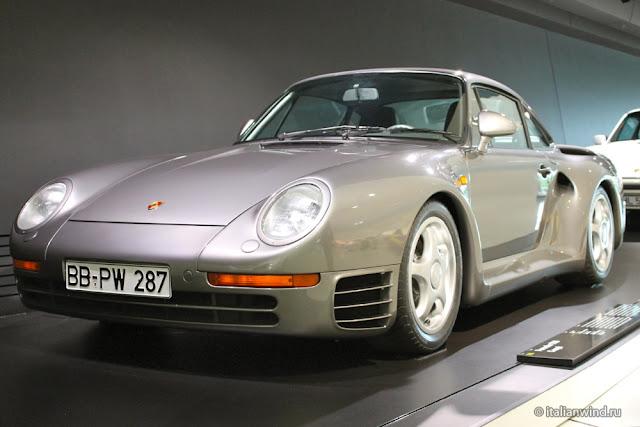 Porsche 959 Coupe, 1988 г.