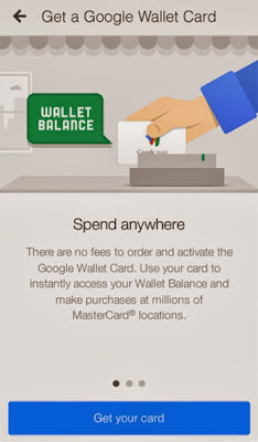 Google Wallet gets single sign on lets you add credit card via iDevice camera
