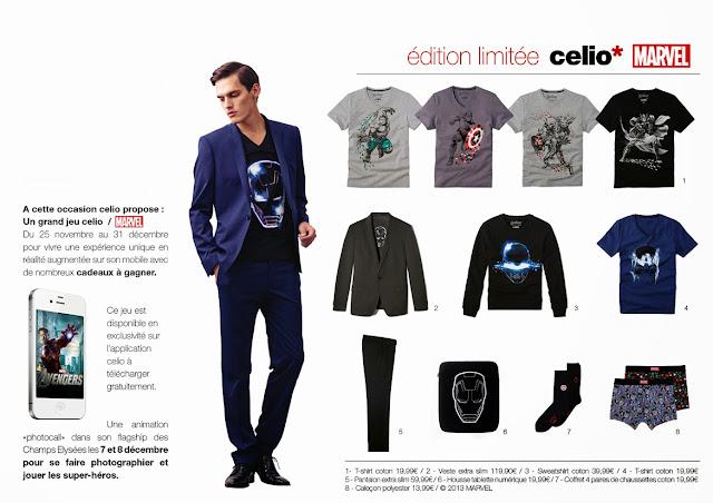 Celio, celio-club, Celio-Marvel, Marvel, avengers, hulk, capitaine-american, captain-america, iron-man, thor, pap, pret-a-porter, mode-homme, mode, fashion, fashion-man, menswear, collection-homme, cachemire, celio-cachemire, liste-cadeaux, tenue-reveillon, reveillon, noel, fêtes, du-dessin-aux-podiums, happy-xmas, happy-christmas, joyeux-noel, DC-comics, geek, super-heros