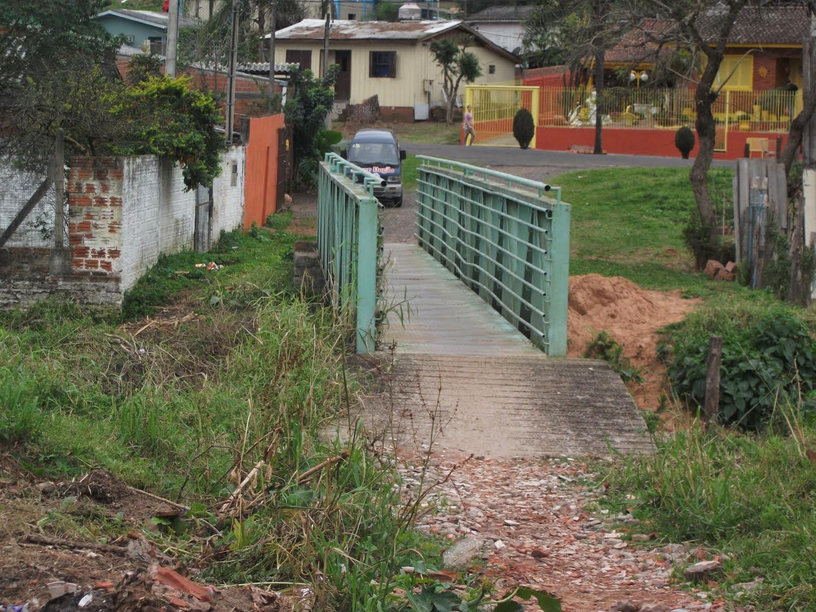 VEREADOR PEDE MELHORIAS NO RIO BRANCO