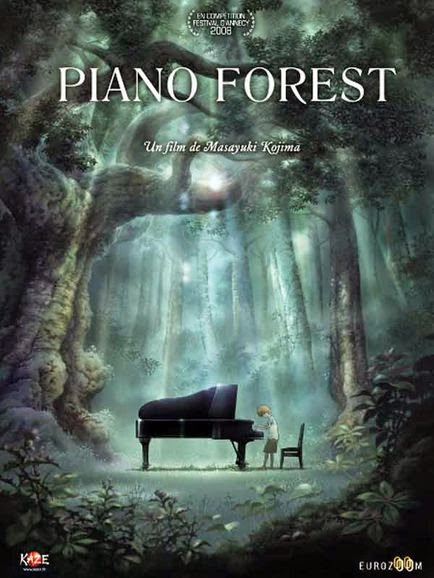 Piano no Mori (El Piano en el Bosque)