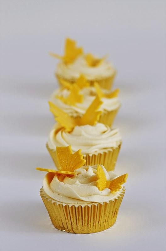 Cupcakes confiture au lait
