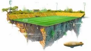 Браузерная онлайн игра футбол