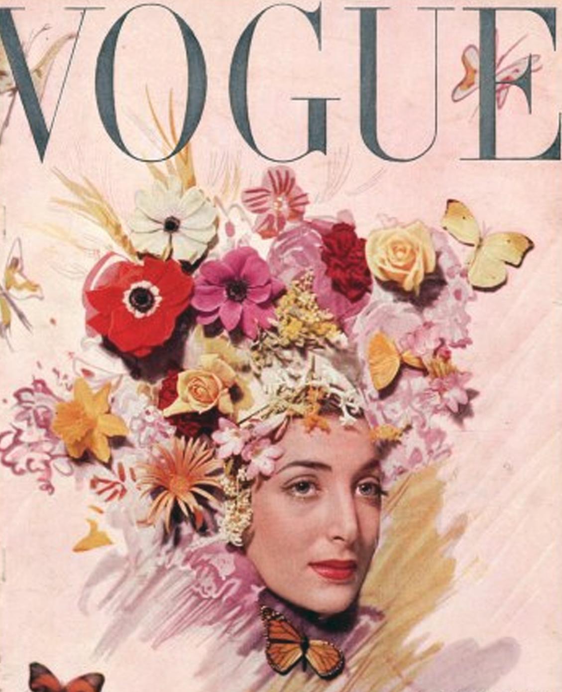 SnakeCharmer: Vintage Vogue