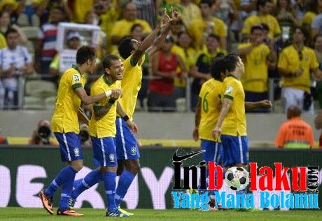 Lawan Kroasia, Brazil Anggap Seperti Laga Final