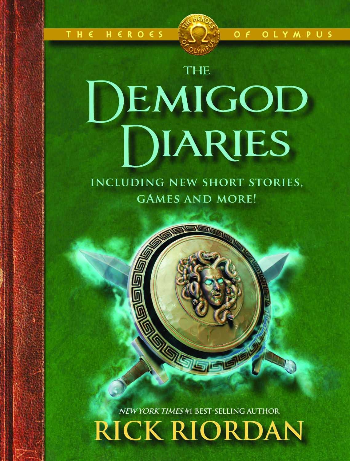 rick riordans blog the demigod diaries arrive august