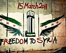 Syiria Menanti Merdeka