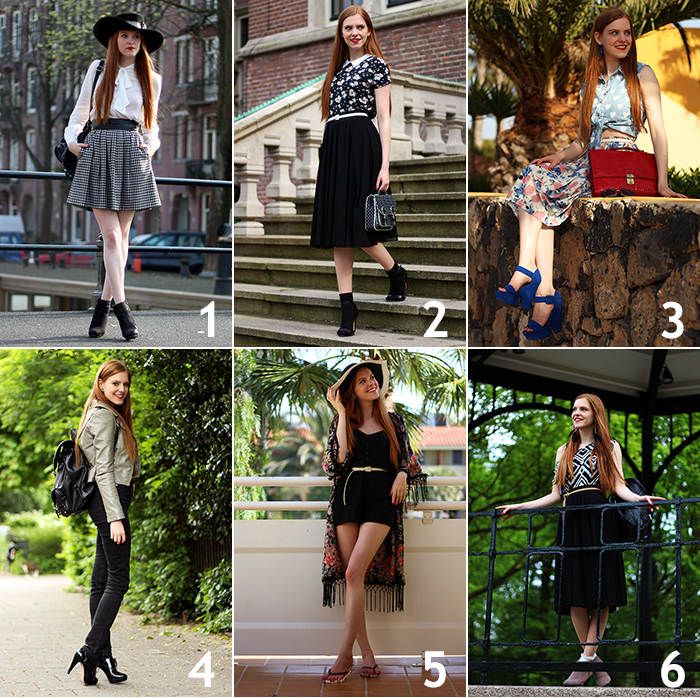 Outfit lookbook may spring summer fashion blogger amsterdam netherlands dutch nederlands