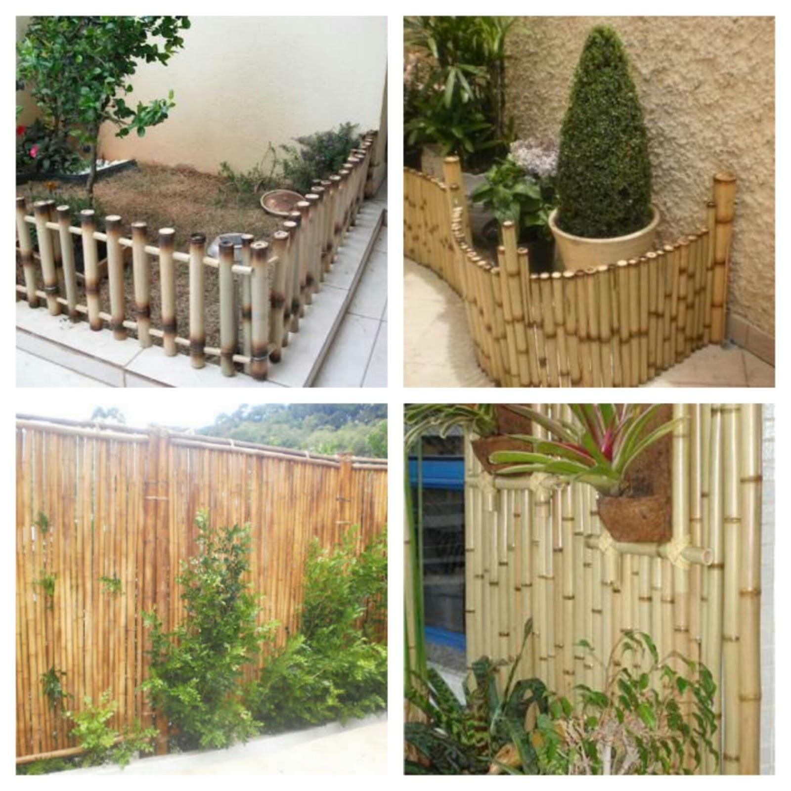 Também podemos fazer uma passarela com bambu no piso e na cobertura  #906C3B 1600x1600