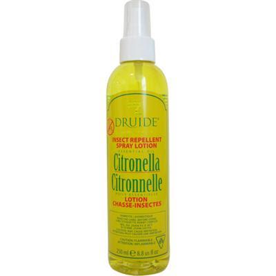Citronella insect repellent spray