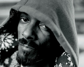 Snoop Dogg Black and White Photo HD Wallpaper