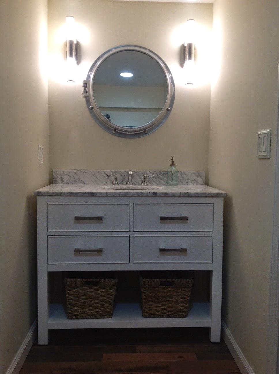 Half Bathroom Vanity Design400622 Half Bathroom Vanity Showing Post Media For Half