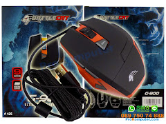 Mouse Gaming BattleCat G900 Macro Support