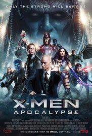 Poster de X-men: Apocalipsis Online