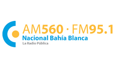 LRA 13 Radio Nacional Bahía Blanca - AM 560 - FM 95.1