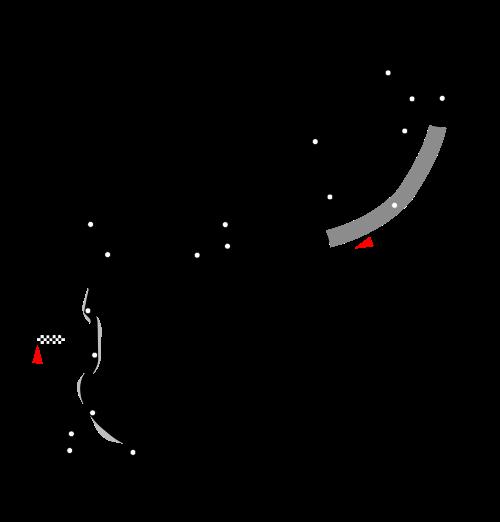 monaco gp map. Vettel wins Monaco GP 2011