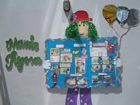 Ideas Diario Mural Escolar