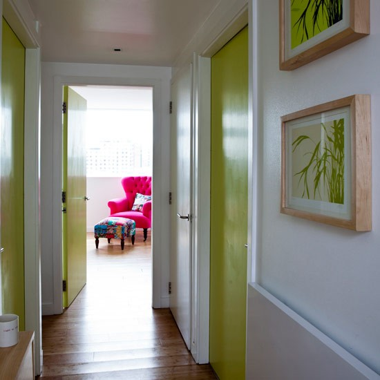 Decorating Ideas And Wall Design In The Hallway Of Your: Twine: Hallway Design Ideas
