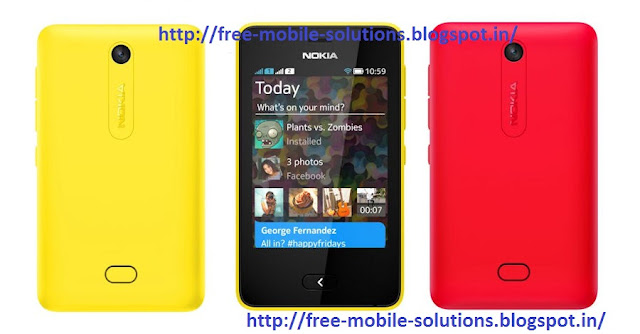 Nokia Asha 501 Dual Sim прошивка