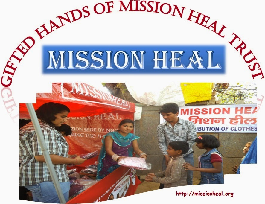 Mission Heal Trust  Helping Hand The Importance Of The Mission
