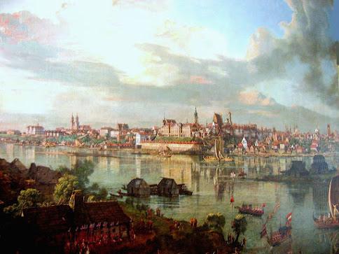 Zamek Królewski w Warszawie (1770)