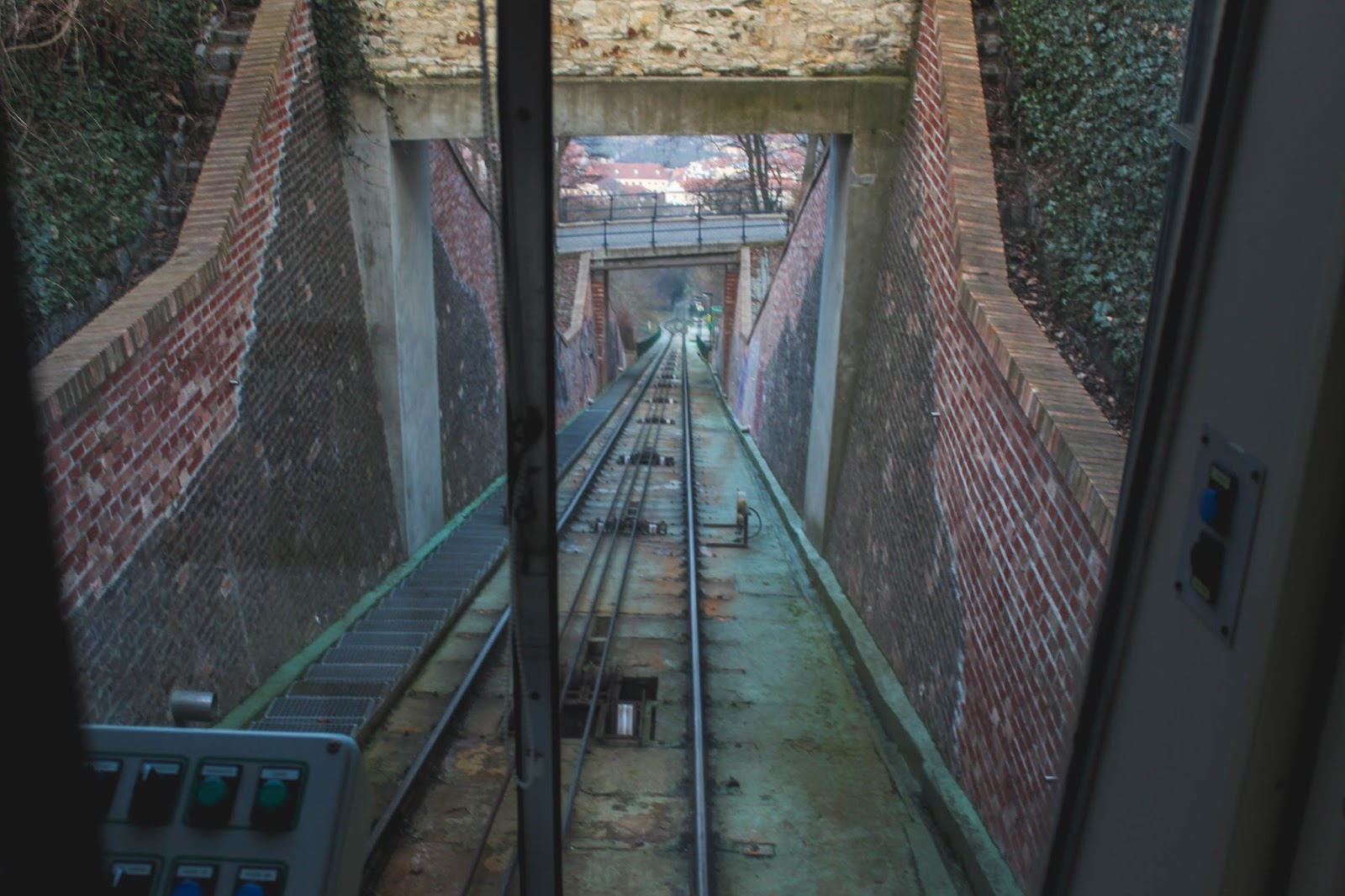 Funicular Railway in Prague