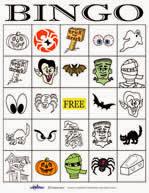 Free Halloween Bingo Cards Printable For Kids 4