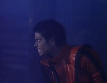 Thriller moments.
