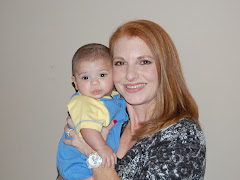 Mommy and Baby Gabe
