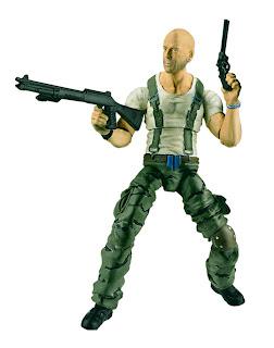 Hasbro GI Joe Retaliation Joe Colton figure