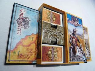 caja Condottiere juegos mesa
