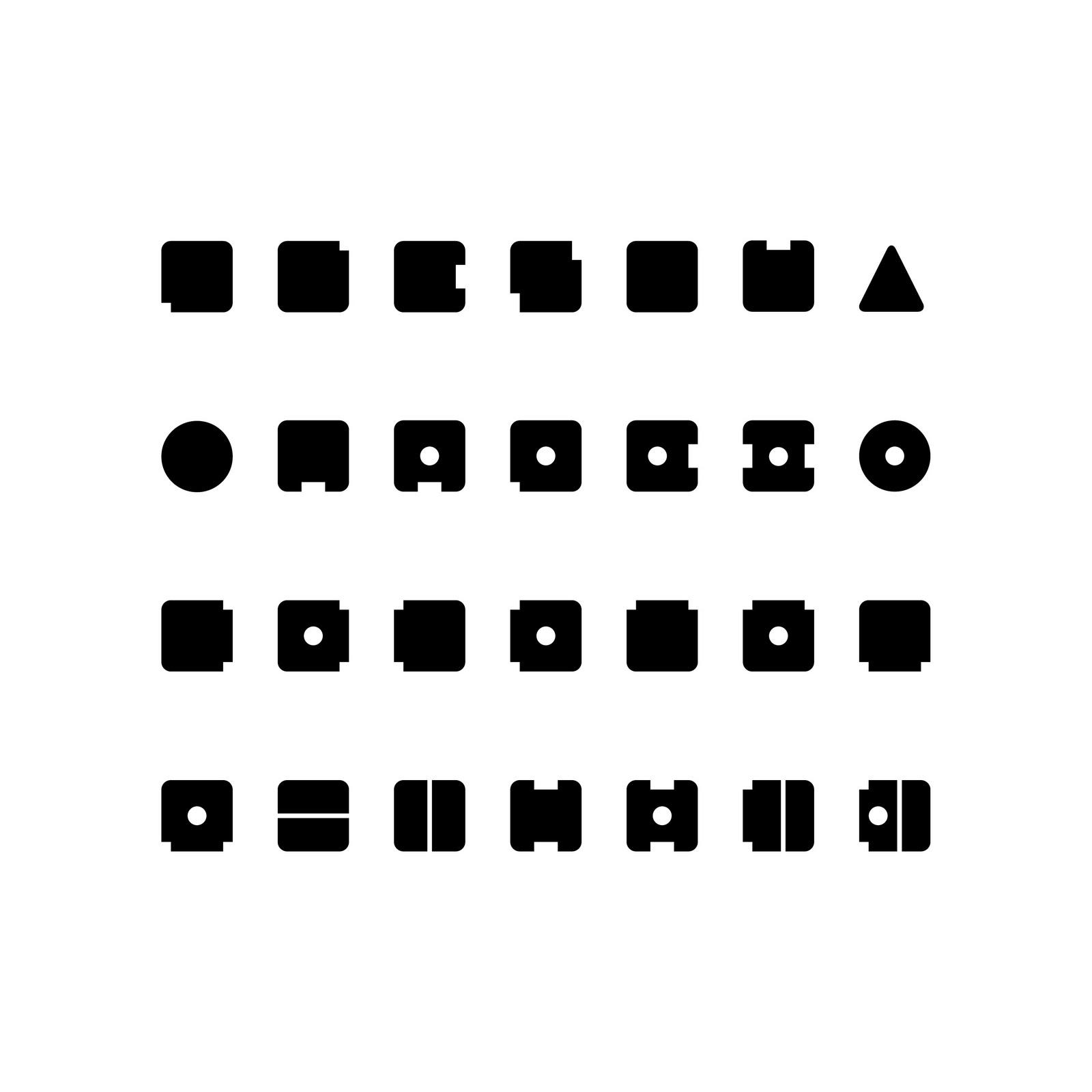 mosoom typography korean language hangul design basic 한글디자인 한글타이포 기본