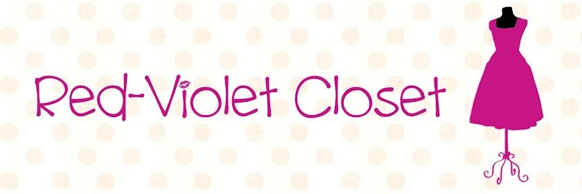 Red-Violet Closet