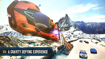 Asphalt 8 Airborne v1.0 Apk + Datafiles (Mod Unlimited Money)