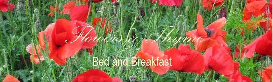 Lancaster Bed and Breakfast : Flowers & Thyme Bed and Breakfast