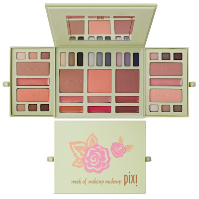 Pixi+Beauty+Week+of+Makeup Pixi Beauty Week of Makeup