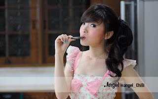 Biodata Foto Angel  Cherry Belle - ChiBi