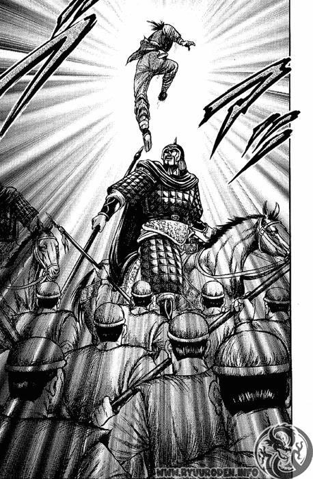 Chú Bé Rồng - Ryuuroden chap 123 - Trang 33