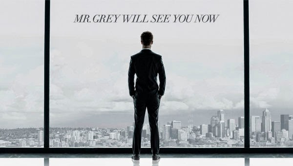 """teaser """"50 sombras de Grey"""""""