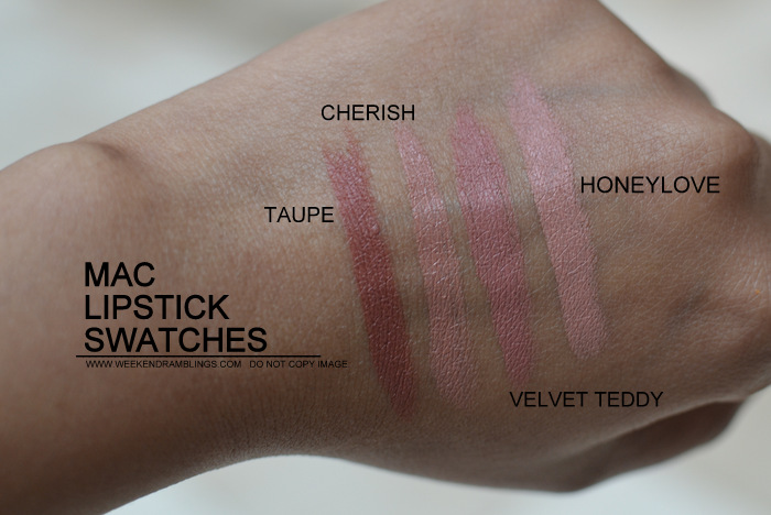 Weekend Ramblings | Makeup Swatches, Tutorials, Beauty Reviews ...