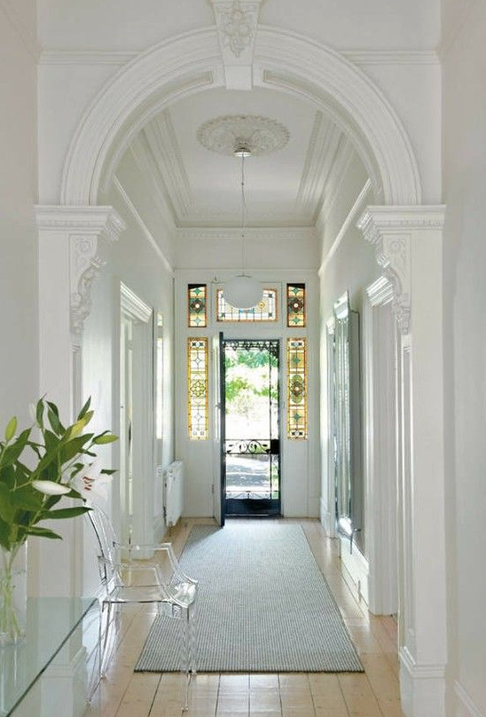 lime loves mud check out these beautiful hallways