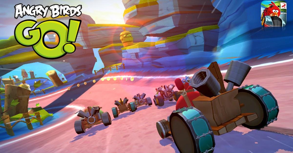 Angry Birds Go! gratis para dispositivos móviles.jpg
