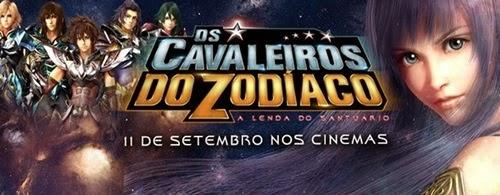 Cavaleiros do Zodíaco: A Lenda do Santuário chega ao Brasil