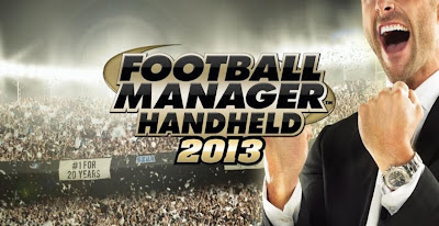 Football Manager Handheld (FMH) 2013 Apk SD Data Android